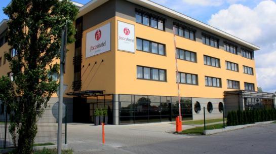Hotel Focus, Gdańsk
